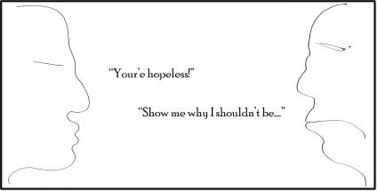 Hope 1 - Cartoon - Luke Andreski