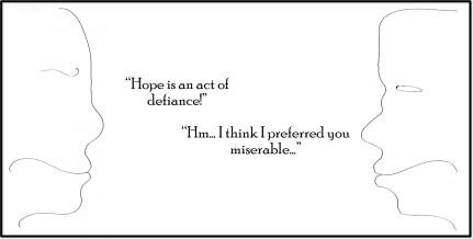 Hope 2 - Cartoon - Luke Andreski